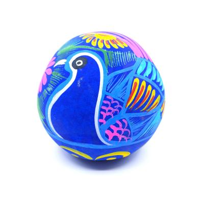 Calavera - Tête de mort - bleu - Nayu - Décoration - NYU7-3
