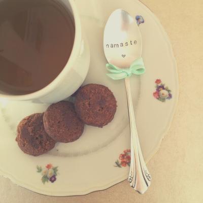 Cuillère à thé - Namaste - The Loving Spoon - Mis en avant - 2430000011436