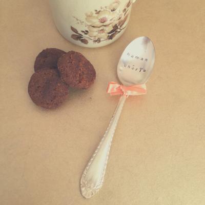 Cuillère à thé - Maman chérie - The Loving Spoon - Mis en avant - 2430000011443