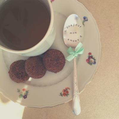 Cuillère à thé - Bonjour mon amour - The Loving Spoon - Mis en avant - 2430000011474