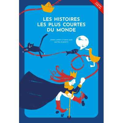Les histoires les plus courtes du monde - Helvetiq - Jouets et Livres - HELV04