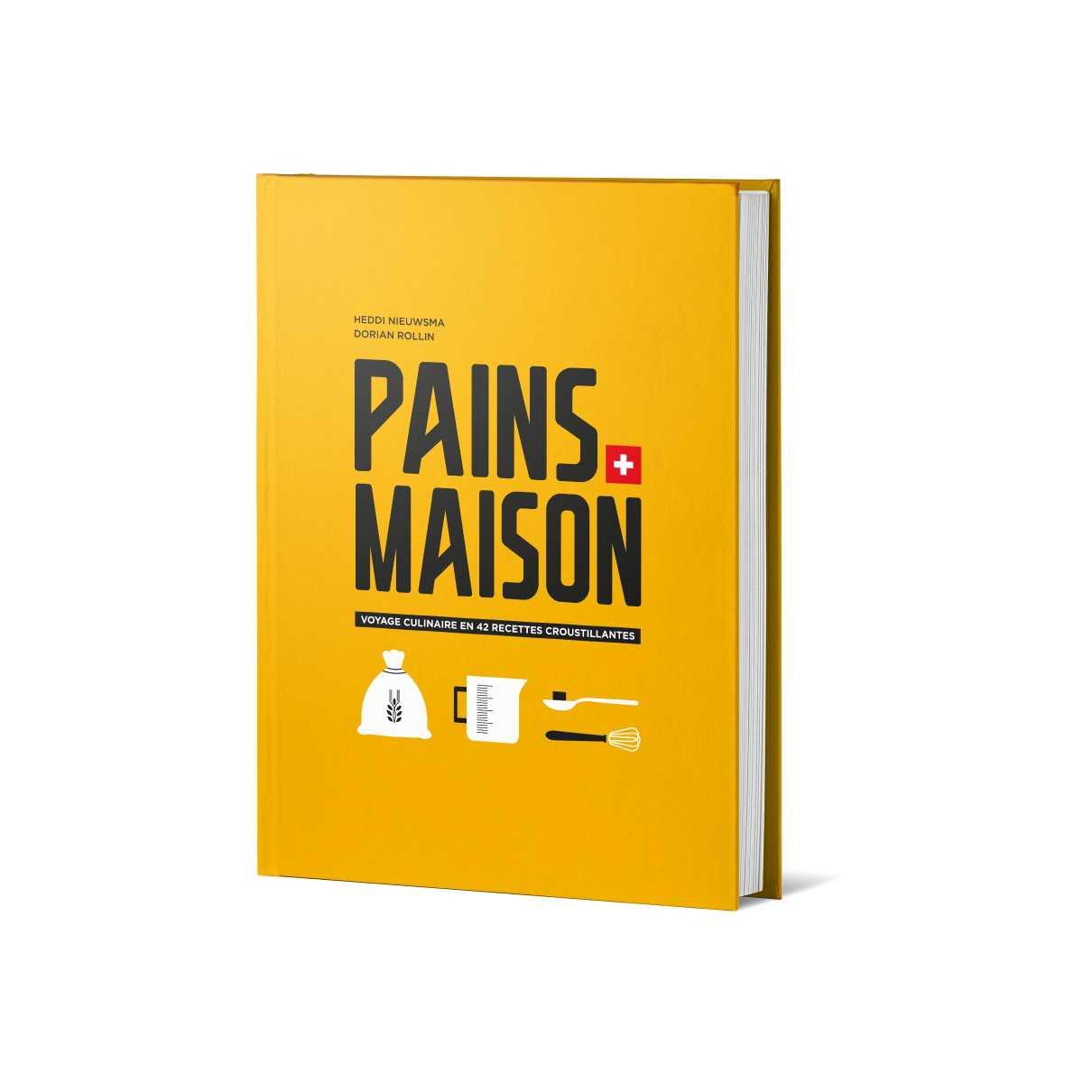 Pains Maison - Helvetiq - Livres - HELV05