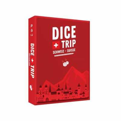 Dice Trip Suisse - Helvetiq - Jeux - HELV13