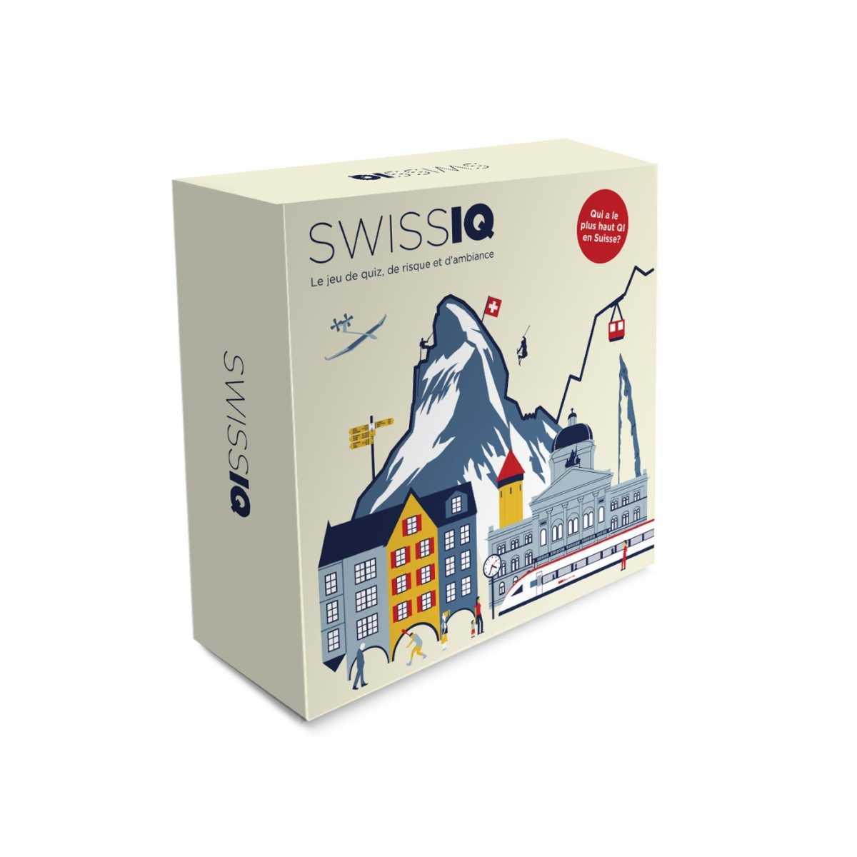 SwissIQ - Helvetiq - Jeux - HELV22