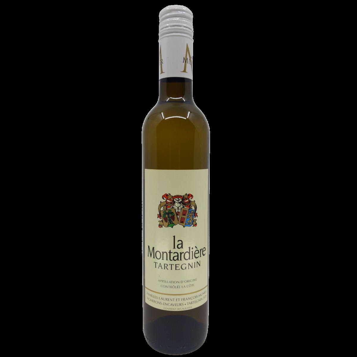 Chasselas - La Montardière - Famille Munier - Alcools -
