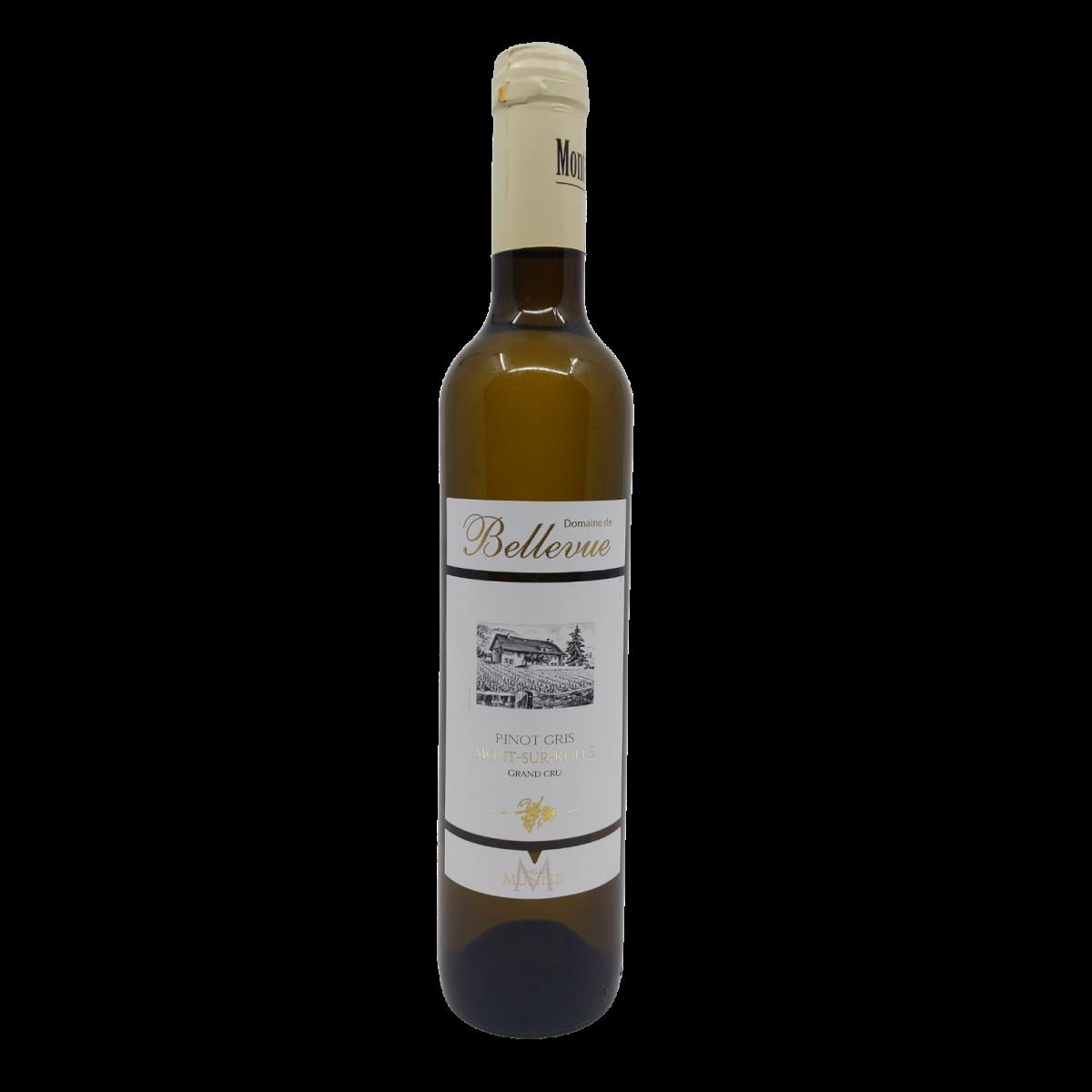 Pinot Gris - Domaine de Bellevue - Famille Munier - Alcools - FM03