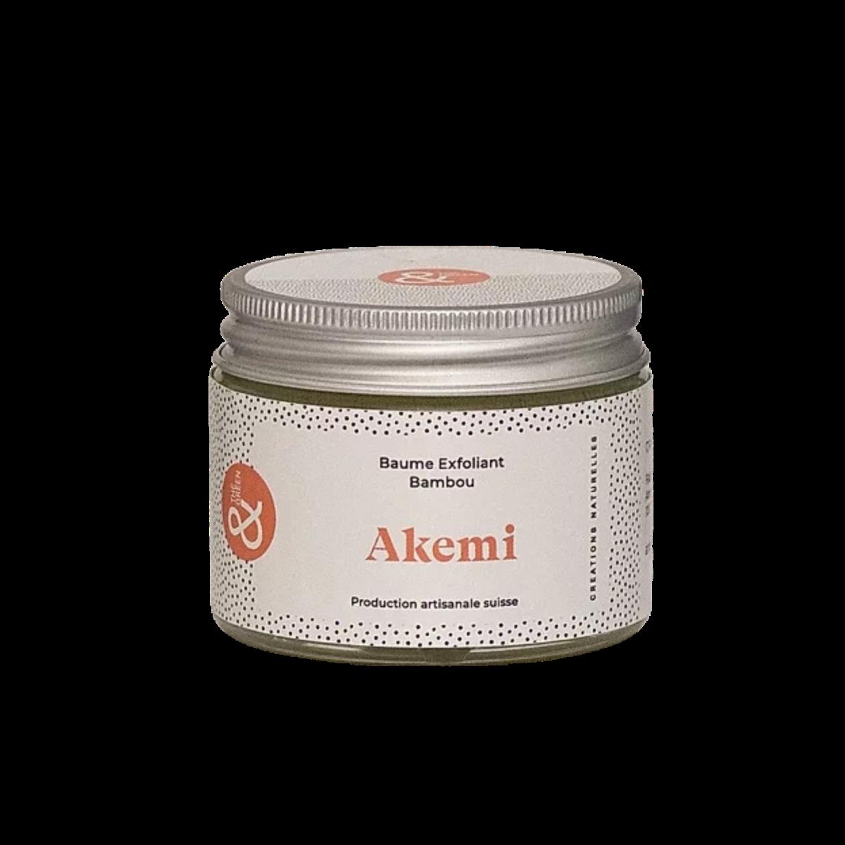 Akemi - Gommage visage - &THE GREEN - Soins du Visage - ATG012