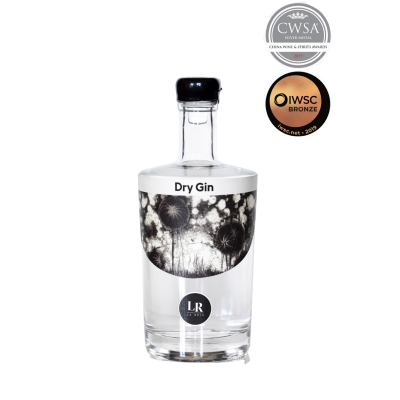 London Dry Gin 50 cl - Distillerie La Roja - Alcools - LR01