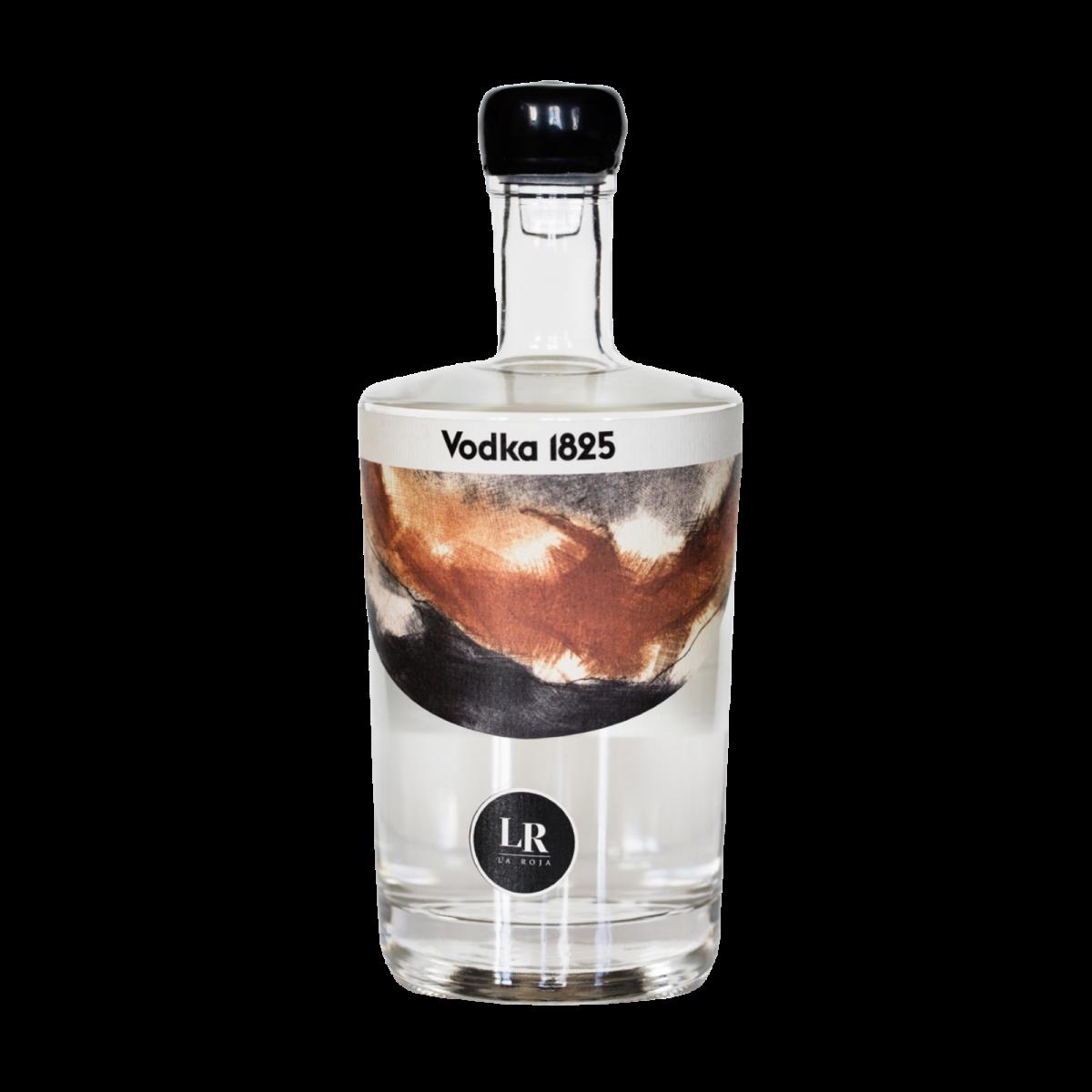 Vodka 1825 - 50 cl - Distillerie La Roja - Alcools - LR02