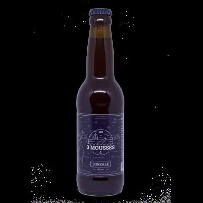 La Boréale - Les 3 Mousses - Alcools - B3M1