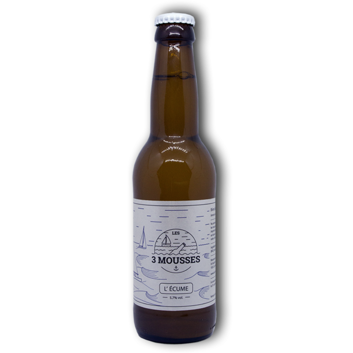 L'Écume - Les 3 Mousses - Alcools - B3M3