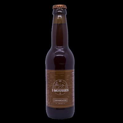 Caramousse - Les 3 Mousses - Alcools - B3M4