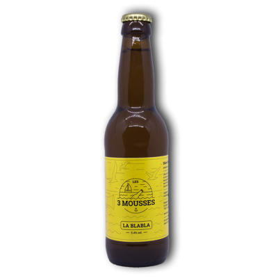 La Blabla - Les 3 Mousses - Alcools - B3M2