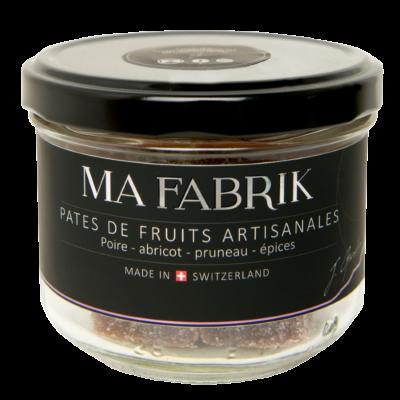Pâtes de fruits artisanales - 16 pces - Ma Fabrik - Sucré - MF1