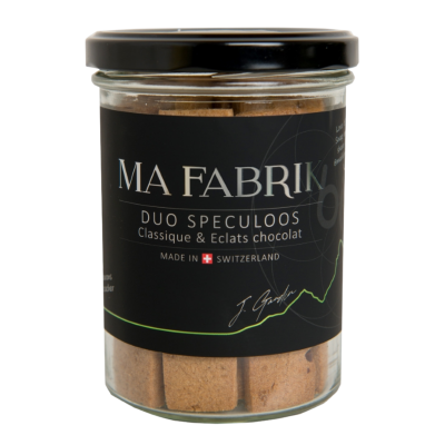 Duo Speculoos - 20pcs - Ma Fabrik - Sucré - MF2
