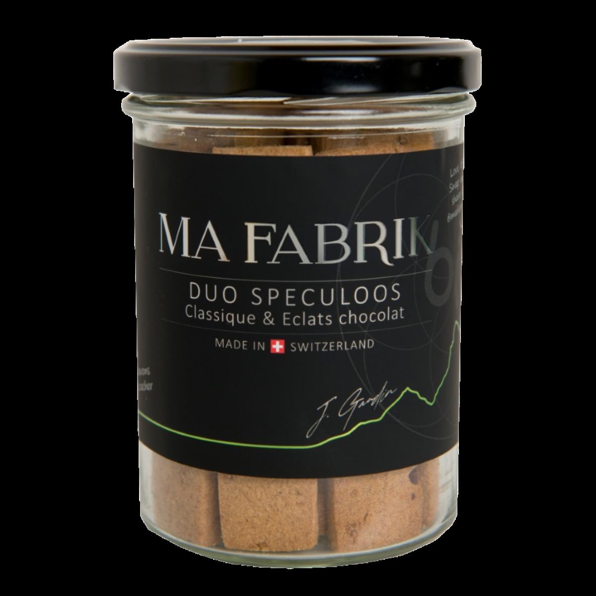 Duo Speculoos - 20pcs - Ma Fabrik - Sucré - MF2