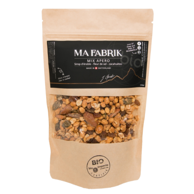 Mix Apéro - 350 gr - Ma Fabrik - Salé - MF3