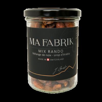 Mix Rando - 210 gr - Ma Fabrik - Salé - MF7