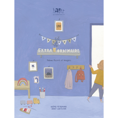 Une journée extra/ordinaire - Plume et Pinceau - Jouets et Livres - PP1A