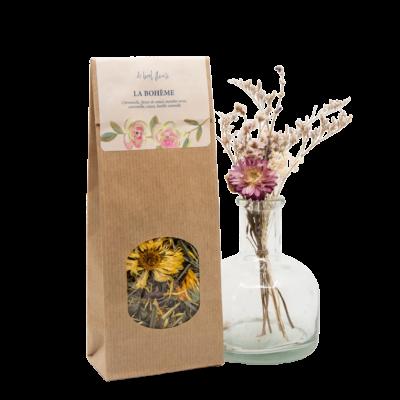 Tisane La Bohème Bio - Le Bal Fleuri - Boissons - LBF2