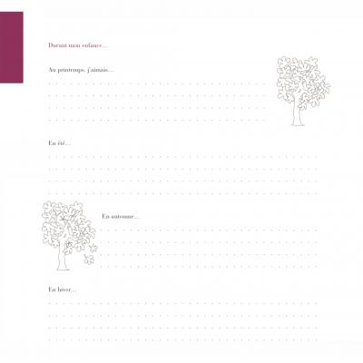 Book de famille : un peu de moi…pour toi - Albiziabooks - Jouets et Livres - ALB1