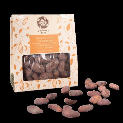 Fèves de cacao caramélisées - Quimbaya - Sucré - QUIM03
