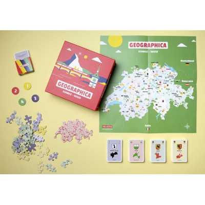 Géographica Suisse - Helvetiq - Jeux - HELV29