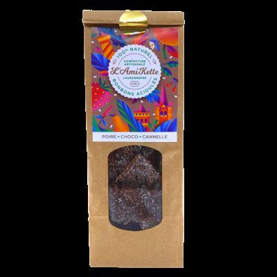 Bonbons - Poire, Choco, Cannelle - L'AmiKette - Sucré - AK2