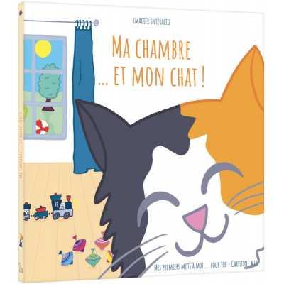 Ma chambre…et mon chat! - Albiziabooks - Jouets et Livres - ALB3
