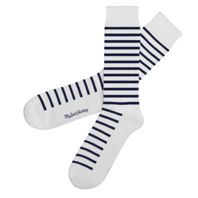 Chausettes The Hamptons - My Sock Factory - Homme et Femme - MSF5