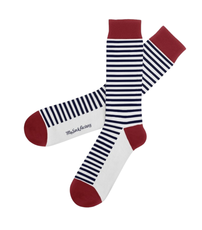 Chaussettes French - My Sock Factory - Homme et Femme - MSF6