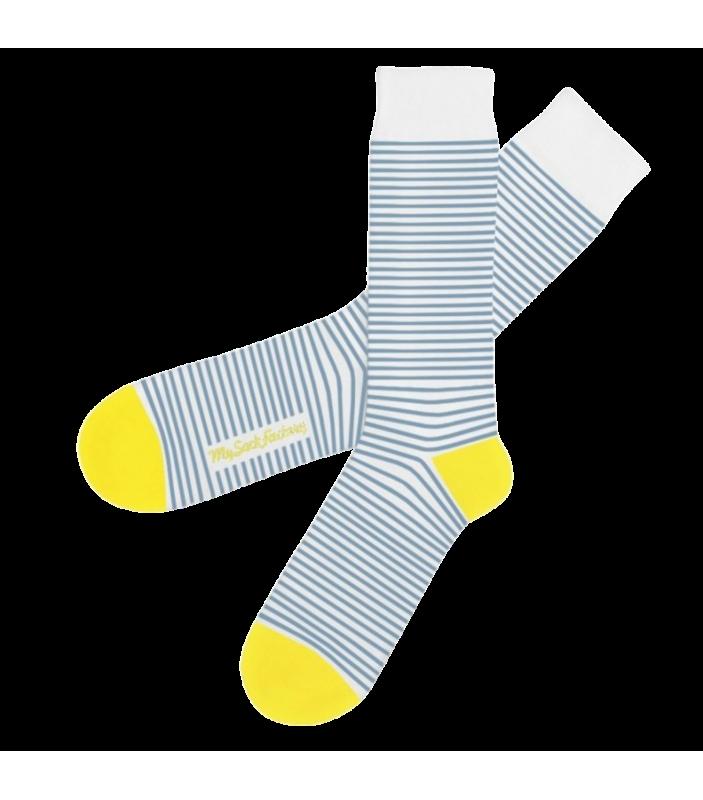 Chaussettes Lemonade - My Sock Factory - Homme et Femme - MSF9