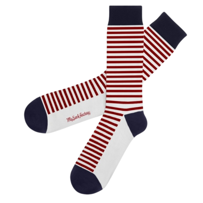 Chaussettes Obama - My Sock Factory - Homme et Femme - MSF11