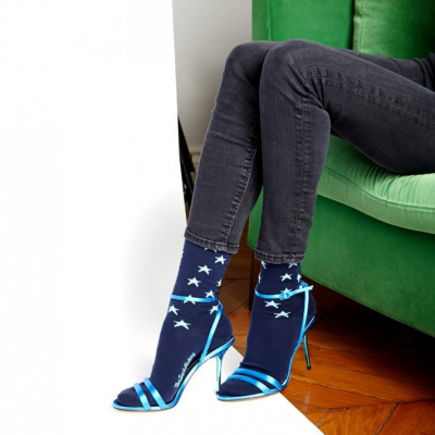 Chaussettes Magic Night - My Sock Factory - Homme et Femme - MSF20
