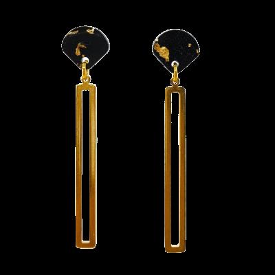 Sam - noir et or - Nakimi - Mis en avant - NA1