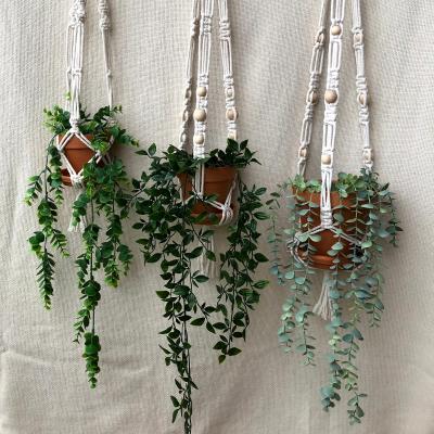 Suspensions pour plantes - Atelier l'Esperluette - Décoration -