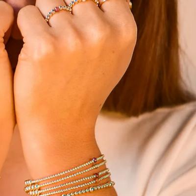 Bracelet KEYA - Tourmaline violet - Cozkoco - Bijoux et Accessoires - CZ32