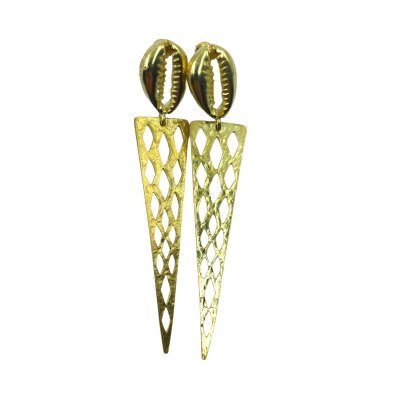 Boucles d'oreilles - Yoruba - Dear Katiope - Bijoux et Accessoires - DK002