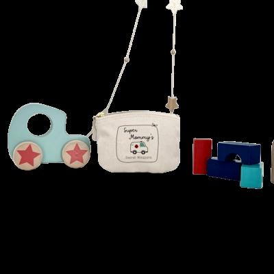 Trousse de secours enfants - Super Mommy's - Faire Part-à-Part - Puériculture - FPP07