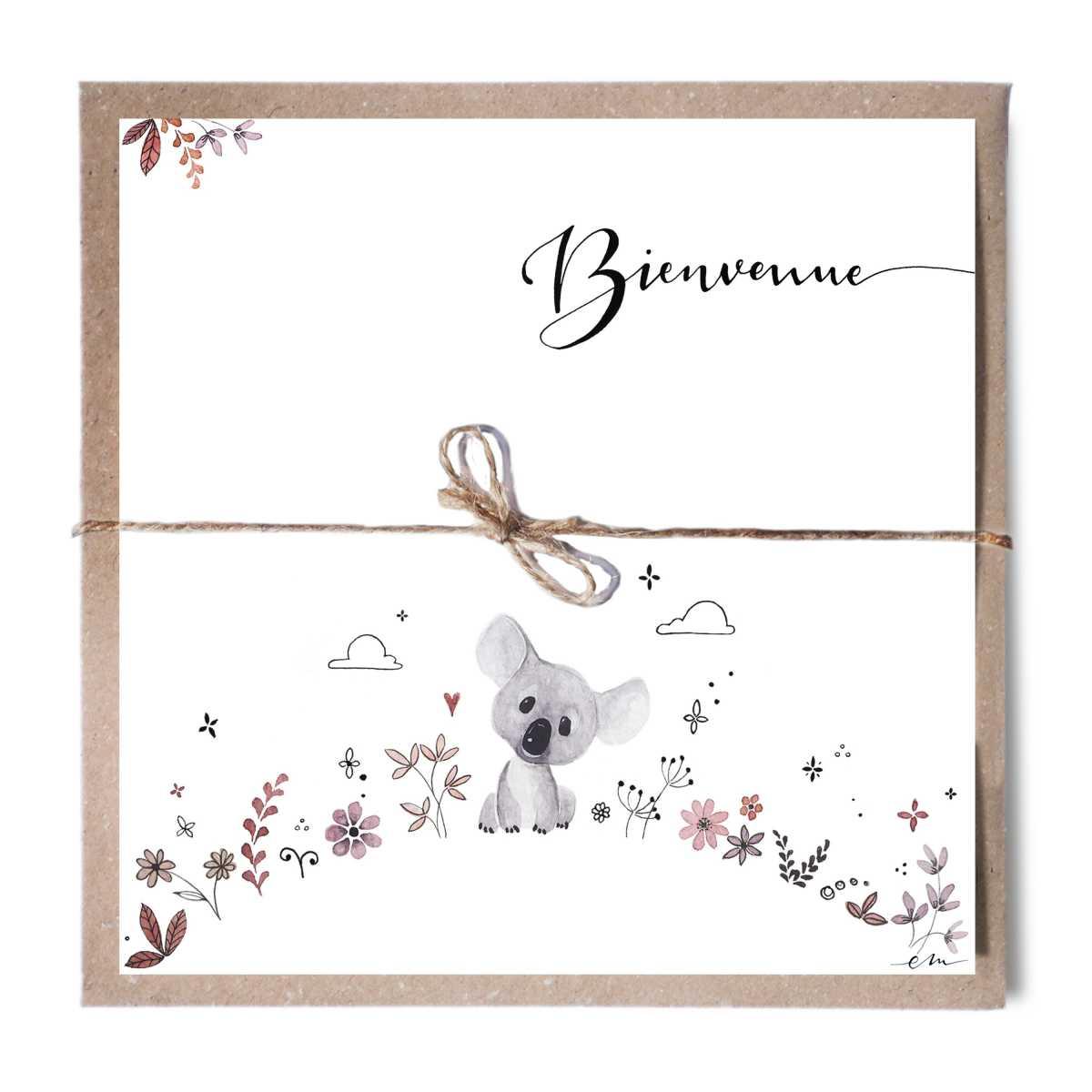 SAM - EM Créations - Cartes de vœux - EM10