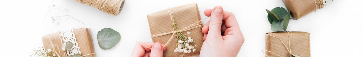 Idées cadeaux locaux, écolos, originaux, artisanaux